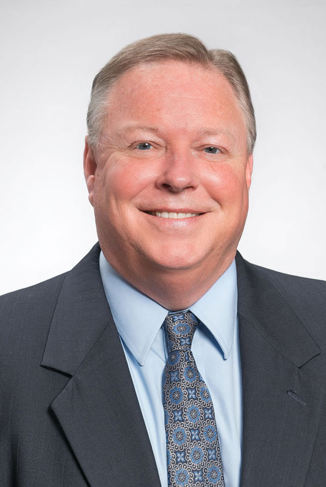 Barry Sharp, a Home Federal Bank employee