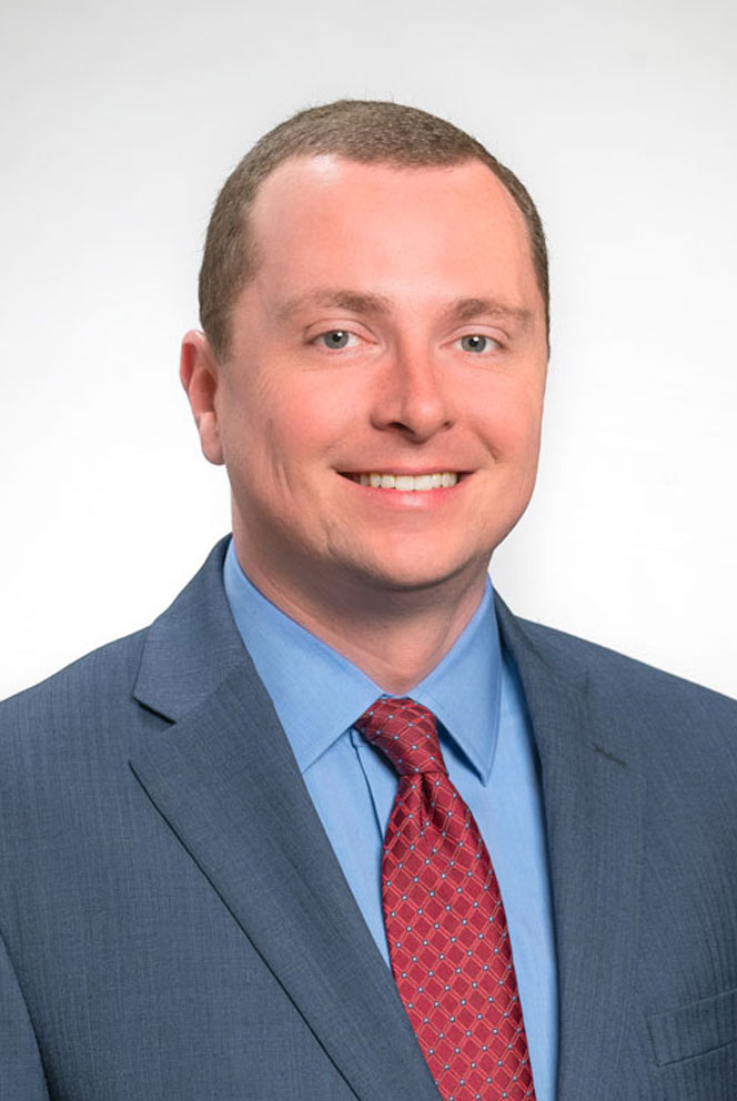 Ryan Massie, a Home Federal Bank employee