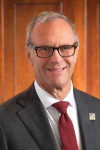 David Reynolds, CEO of Home Federal Bank